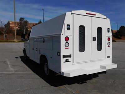 2017 Chevrolet Express 3500 4x2, Knapheide KUV Service Utility Van #FM98042A - photo 7