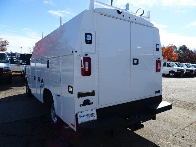 2019 Express 3500 4x2, Knapheide Service Utility Van #M1370357 - photo 1