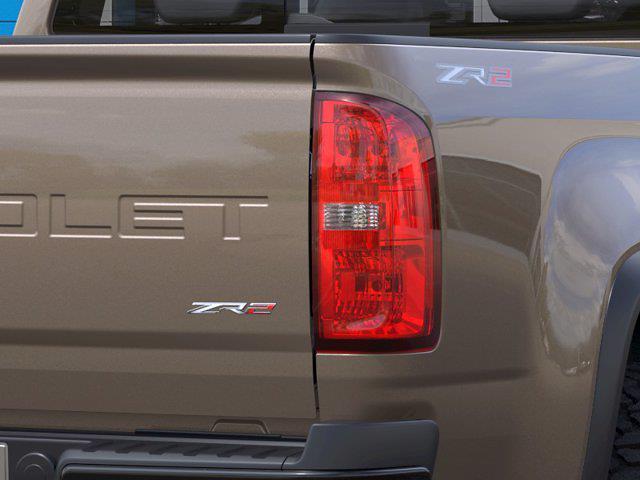 2021 Chevrolet Colorado Crew Cab 4x4, Pickup #M19249 - photo 8