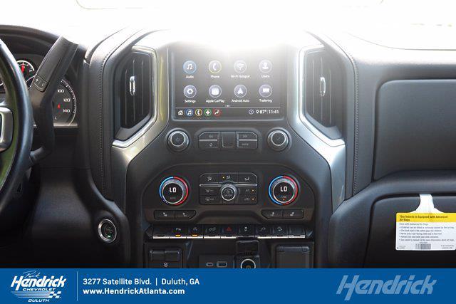 2020 Chevrolet Silverado 1500 Crew Cab 4x4, Pickup #M36961A - photo 24