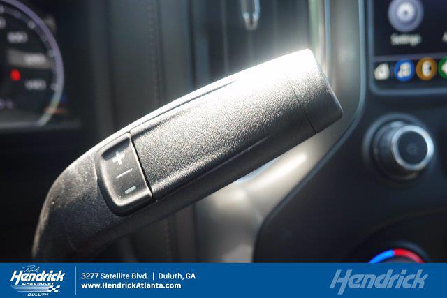 2020 Chevrolet Silverado 1500 Crew Cab 4x4, Pickup #M36961A - photo 31