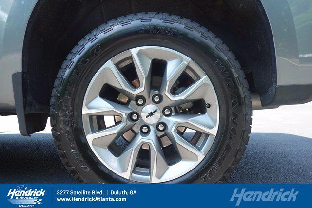 2020 Chevrolet Silverado 1500 Crew Cab 4x4, Pickup #M36961A - photo 39