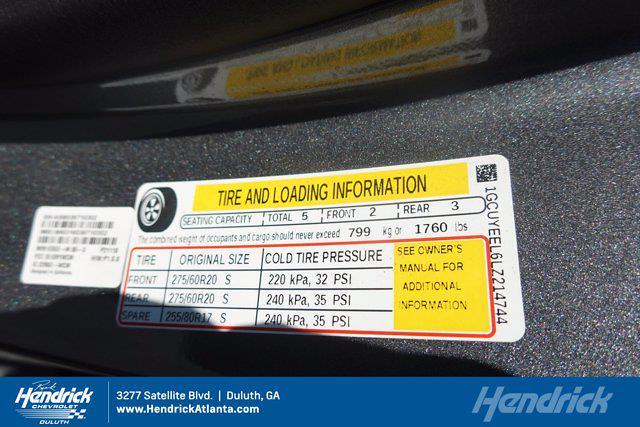 2020 Chevrolet Silverado 1500 Crew Cab 4x4, Pickup #M36961A - photo 42