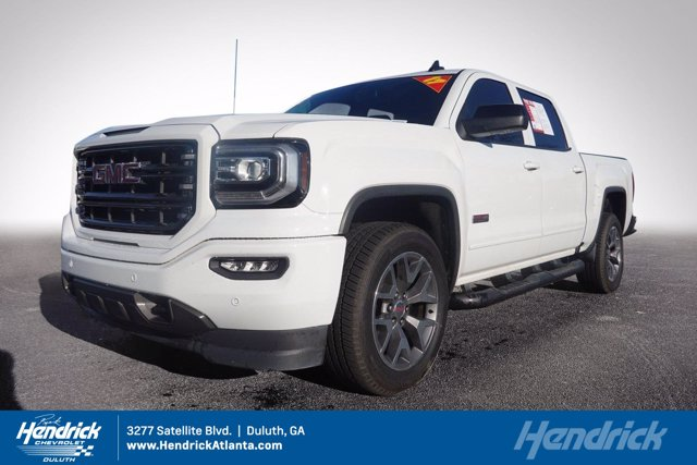 2017 GMC Sierra 1500 Crew Cab 4x4, Pickup #M39253A - photo 1