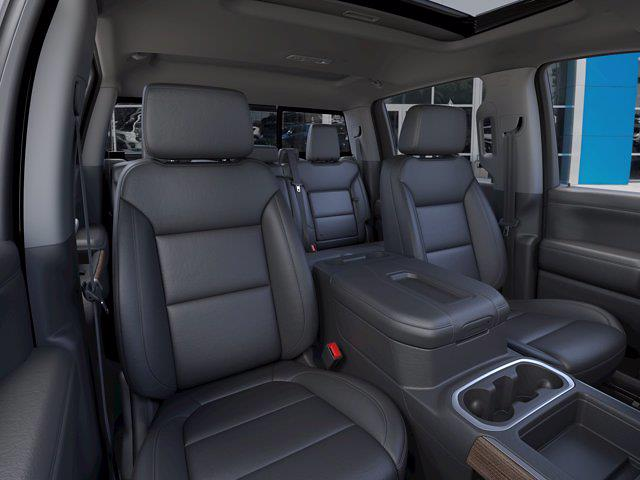 2021 Chevrolet Silverado 1500 Crew Cab 4x4, Pickup #M70907 - photo 13
