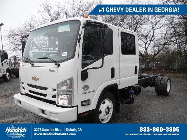 2019 Chevrolet LCF 5500XD Crew Cab 4x2, Cab Chassis #M7305287 - photo 1