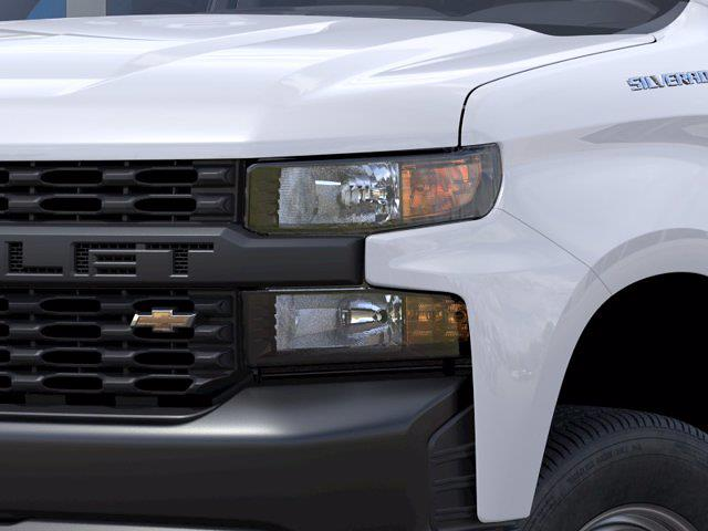 2021 Chevrolet Silverado 1500 Regular Cab 4x2, Pickup #M76334 - photo 8