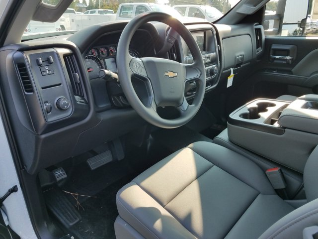 2019 Silverado 3500 Regular Cab DRW 4x2,  Warner Service Body #MF108714 - photo 19