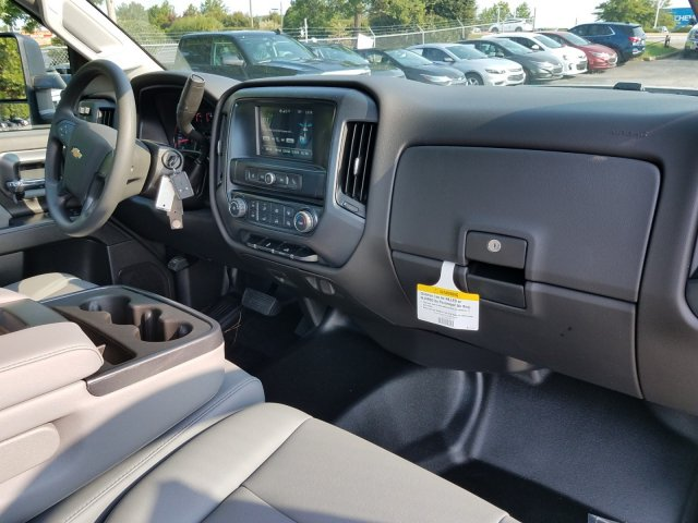 2019 Silverado 3500 Regular Cab DRW 4x2,  Warner Service Body #MF108714 - photo 23