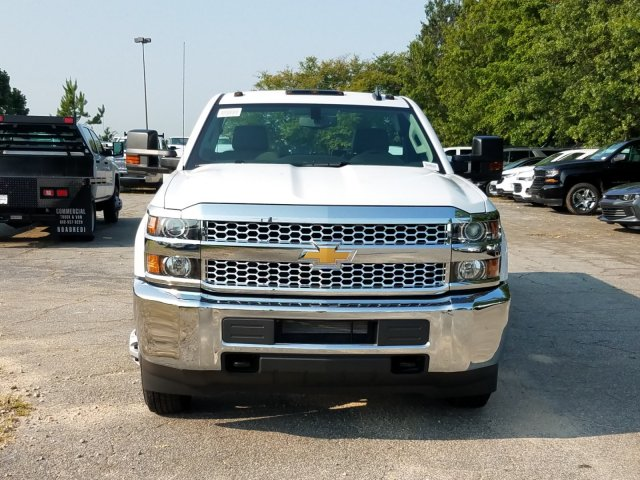 2019 Silverado 3500 Regular Cab DRW 4x2,  Warner Service Body #MF108714 - photo 9