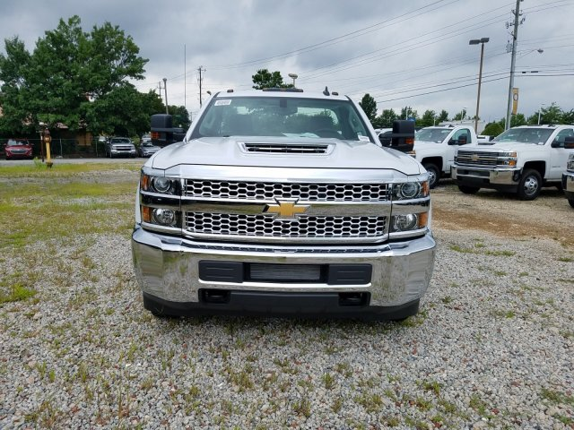 2019 Silverado 3500 Regular Cab DRW 4x4,  Warner Service Body #MF109568 - photo 10