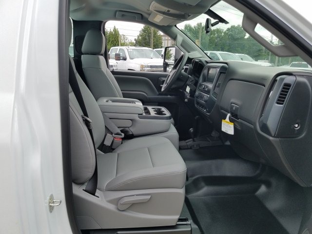 2019 Silverado 3500 Regular Cab DRW 4x4,  Warner Service Body #MF109568 - photo 31