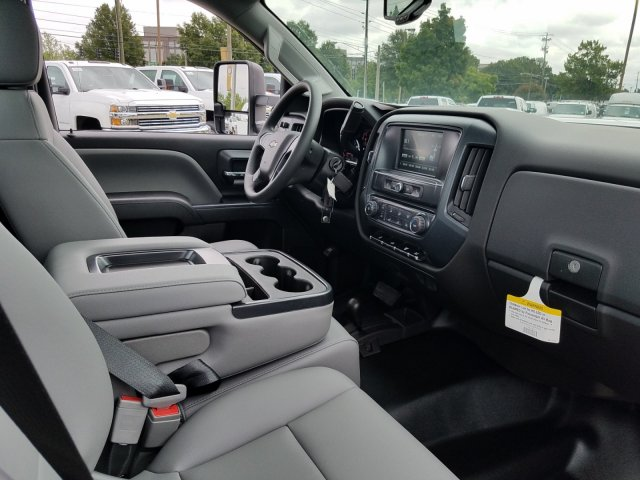 2019 Silverado 3500 Regular Cab DRW 4x4,  Warner Service Body #MF109568 - photo 32