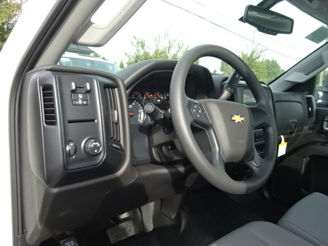 2019 Silverado 3500 Regular Cab DRW 4x2,  Warner Service Body #MF144988 - photo 12