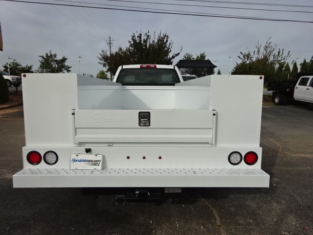 2019 Silverado 3500 Regular Cab DRW 4x2,  Warner Service Body #MF144988 - photo 6