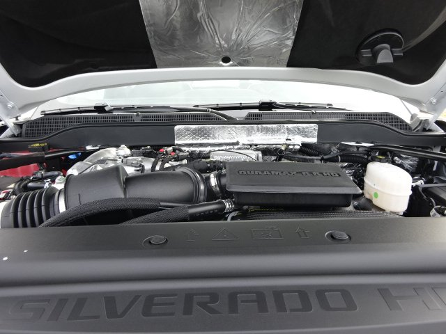 2019 Silverado 3500 Regular Cab DRW 4x2,  Warner Service Body #MF144988 - photo 2