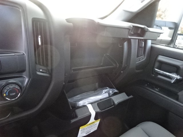 2019 Silverado 3500 Regular Cab DRW 4x4,  Warner Service Body #MF145438 - photo 14