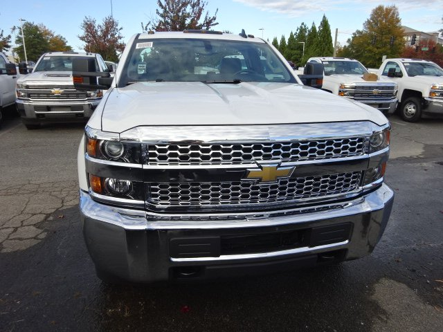 2019 Silverado 3500 Regular Cab DRW 4x4,  Warner Service Body #MF145438 - photo 7