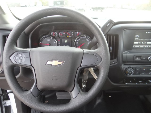 2019 Silverado 3500 Regular Cab DRW 4x2,  Warner Service Body #MF146437 - photo 14
