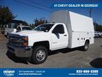 2019 Chevrolet Silverado 3500 Regular Cab DRW 4x2, Knapheide Service Body #MF148339 - photo 1