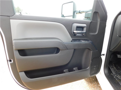 2018 Silverado 3500 Regular Cab DRW 4x2,  Warner Select II Service Body #MF192758 - photo 12
