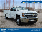 2018 Silverado 3500 Regular Cab DRW 4x2,  Warner Select II Service Body #MF192758 - photo 1