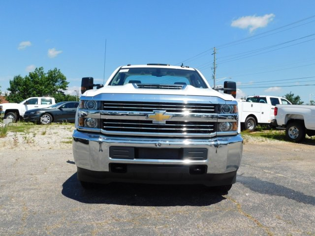 2018 Silverado 3500 Regular Cab DRW 4x4,  Warner Service Body #MF245465 - photo 8