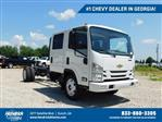 2018 LCF 4500 Crew Cab 4x2,  Cab Chassis #MS803639 - photo 1