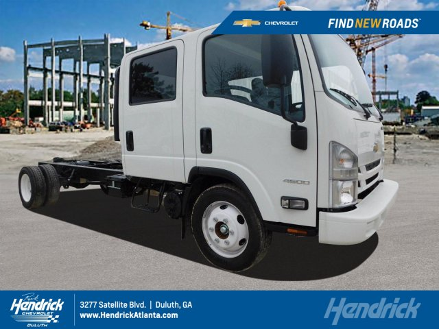 2017 LCF 4500 Crew Cab 4x2,  Cab Chassis #MS809351 - photo 1
