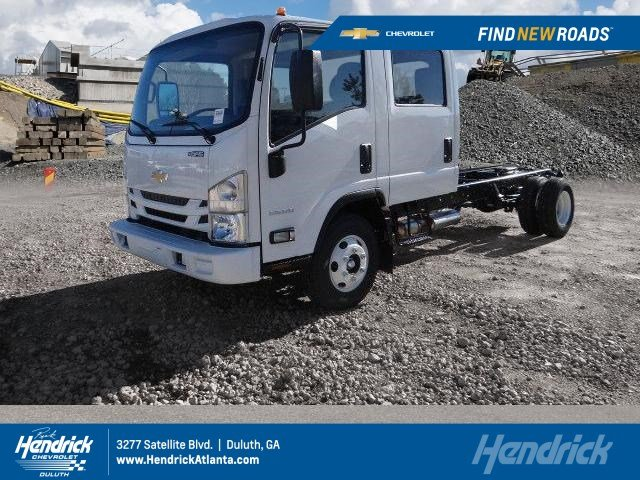 2018 LCF 3500 Crew Cab,  Cab Chassis #MS811563 - photo 1