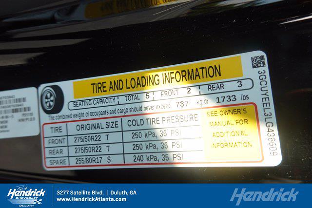 2020 Silverado 1500 Crew Cab 4x4,  Pickup #SA11322 - photo 43