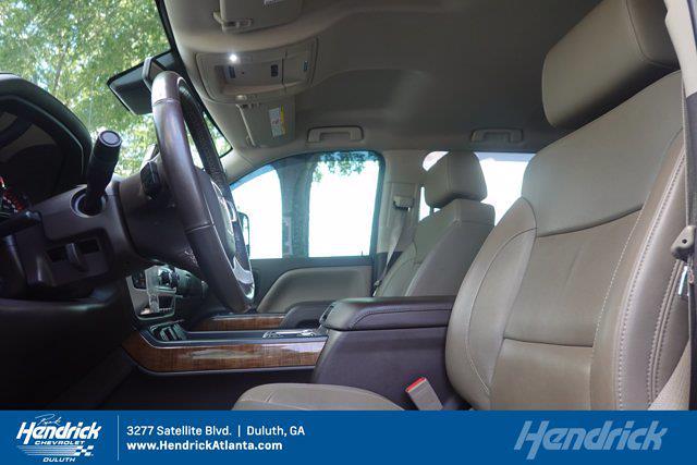 2016 Sierra 2500 Crew Cab 4x4,  Pickup #XH11464A - photo 18
