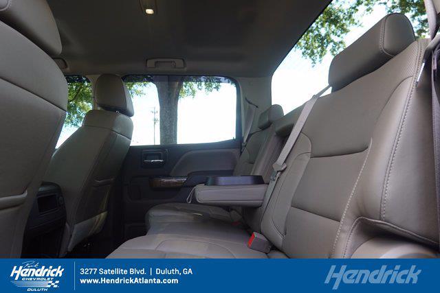 2016 Sierra 2500 Crew Cab 4x4,  Pickup #XH11464A - photo 21