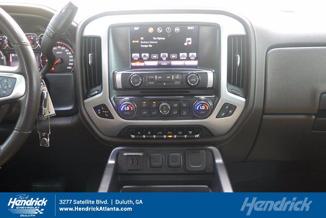2016 Sierra 2500 Crew Cab 4x4,  Pickup #XH11464A - photo 24