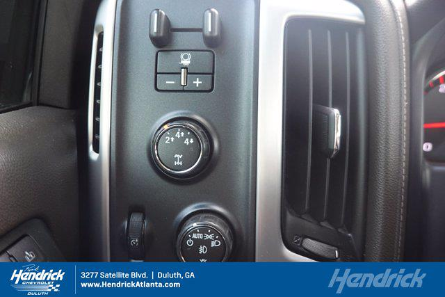 2016 Sierra 2500 Crew Cab 4x4,  Pickup #XH11464A - photo 31