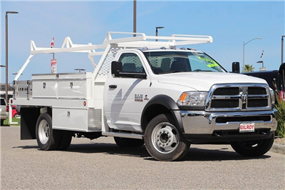 2017 Ram 5500 Regular Cab DRW, Contractor Body #42164 - photo 14