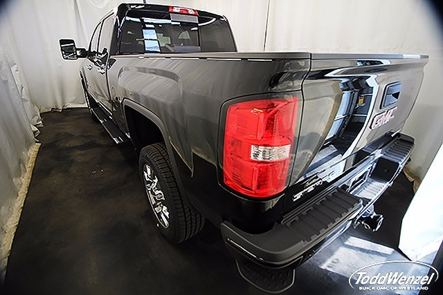 2017 Sierra 2500 Crew Cab 4x4, Pickup #C71918 - photo 6