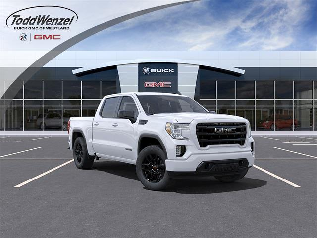 2021 GMC Sierra 1500 Crew Cab 4x4, Pickup #CD210875 - photo 1