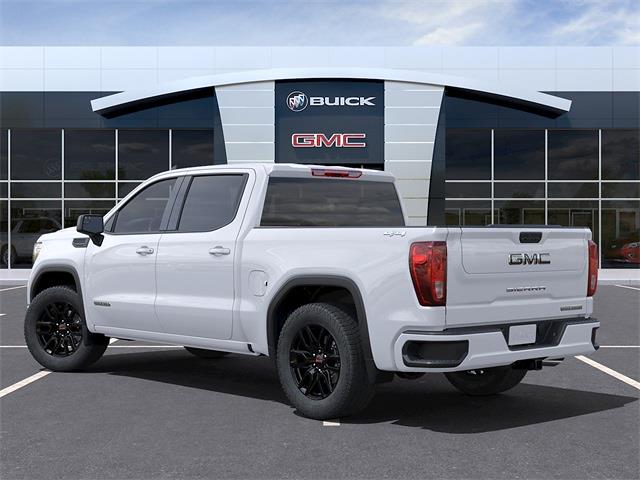 2021 GMC Sierra 1500 Crew Cab 4x4, Pickup #CD210875 - photo 4