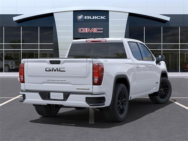 2021 GMC Sierra 1500 Crew Cab 4x4, Pickup #CD210875 - photo 2