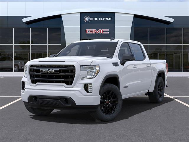 2021 GMC Sierra 1500 Crew Cab 4x4, Pickup #CD210875 - photo 6