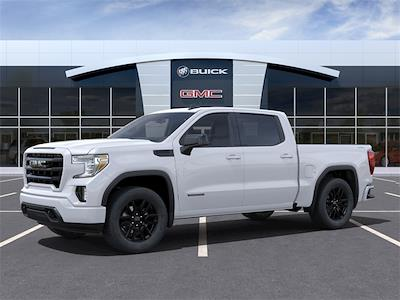 2021 GMC Sierra 1500 Crew Cab 4x4, Pickup #CD210875 - photo 3