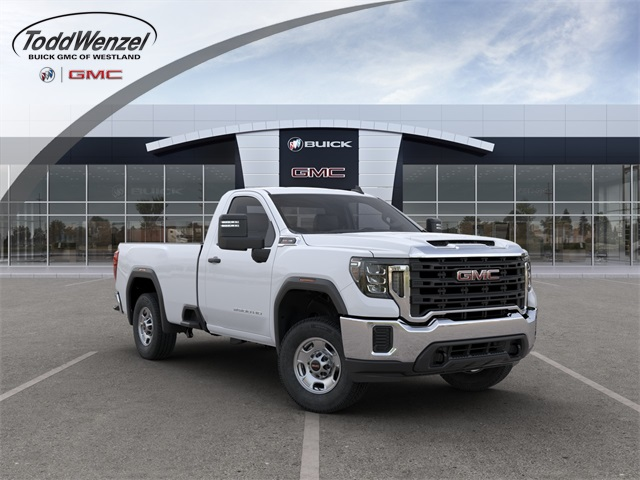 2020 GMC Sierra 2500 Regular Cab 4x4, Pickup #CF02063 - photo 1