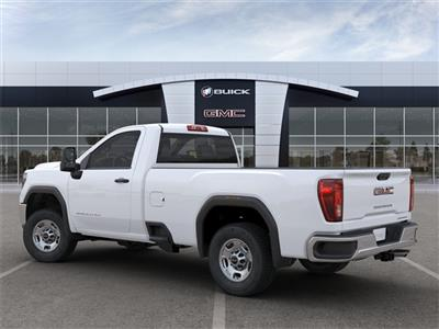 2020 GMC Sierra 2500 Regular Cab 4x4, Pickup #CF02063 - photo 4