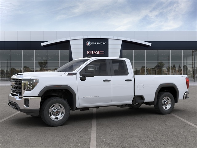 2020 GMC Sierra 2500 Double Cab 4x4, Pickup #CF02121 - photo 3