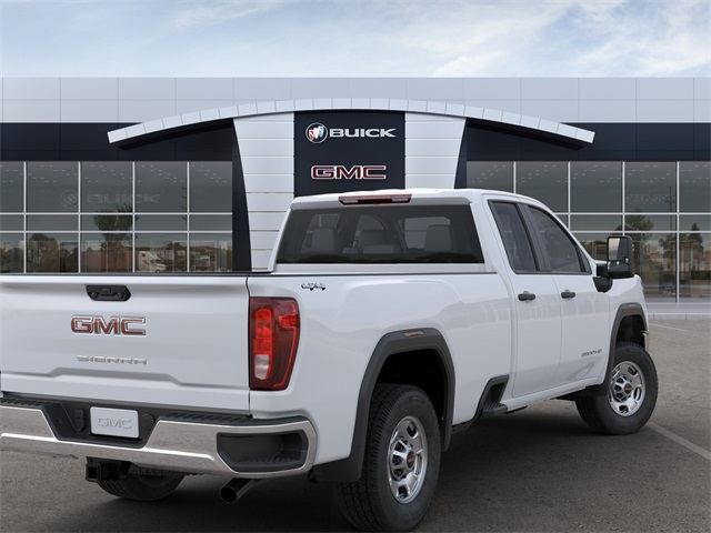 2020 GMC Sierra 2500 Double Cab 4x4, Pickup #CF02121 - photo 2