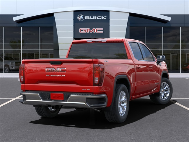 2021 GMC Sierra 1500 Crew Cab 4x4, Pickup #CF210403 - photo 2