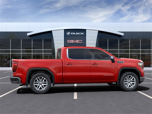 2021 GMC Sierra 1500 Crew Cab 4x4, Pickup #CF210403 - photo 5