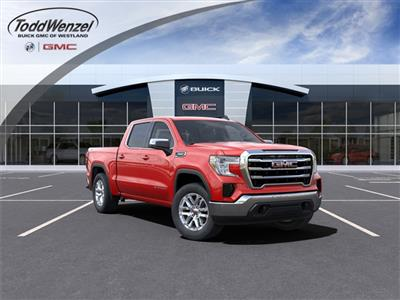 2021 GMC Sierra 1500 Crew Cab 4x4, Pickup #CF210403 - photo 1