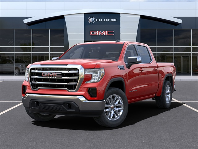 2021 GMC Sierra 1500 Crew Cab 4x4, Pickup #CF210410 - photo 6